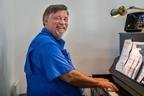 Don at Piano