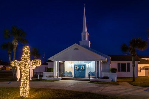 Christmas Cross 2020